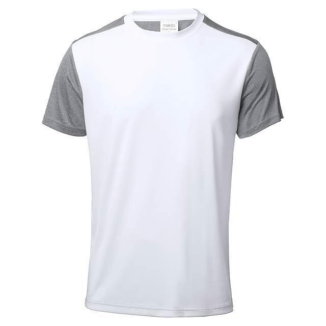Tecnic Troser sportovní tričko - bílá