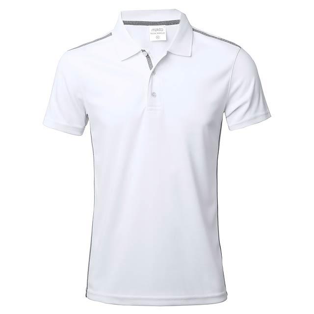 Tecnic Barclex sportovní polokošile - bílá