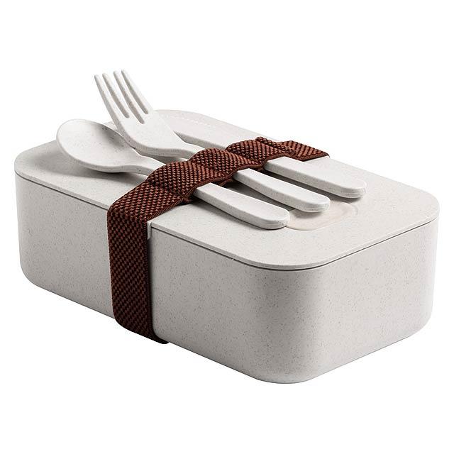 Galix box na jídlo - béžová