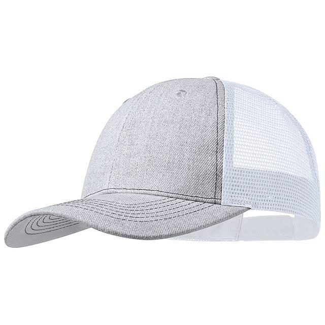 Danix baseballová čepice - bílá