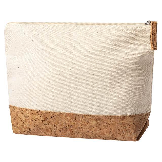 Subrum kosmetická taška - béžová