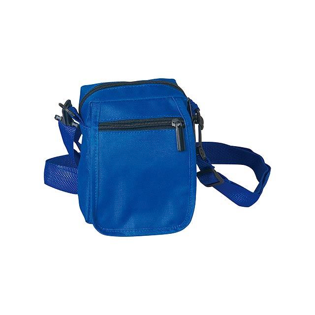 Karan taška - modrá