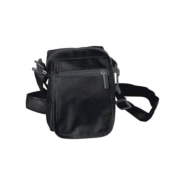 Karan taška - černá
