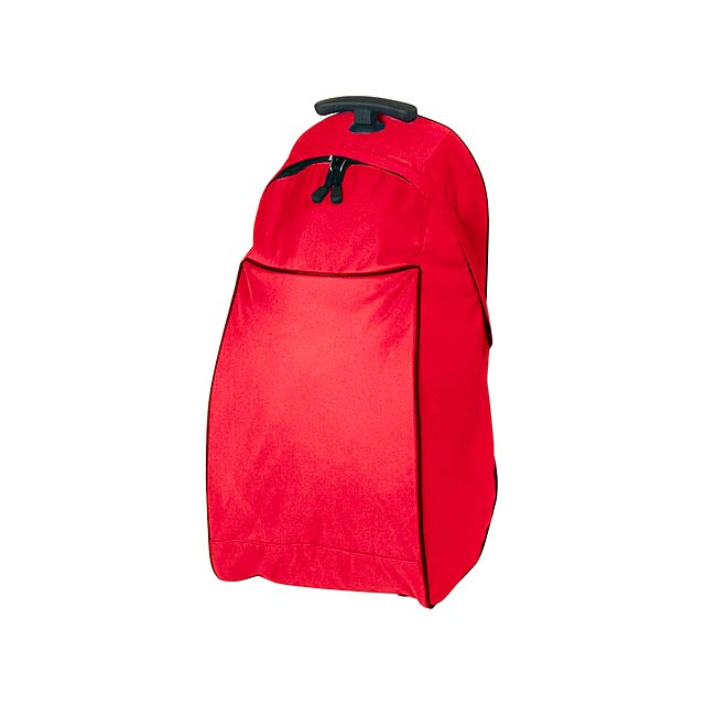 Maranz taška na kolečkách - červená