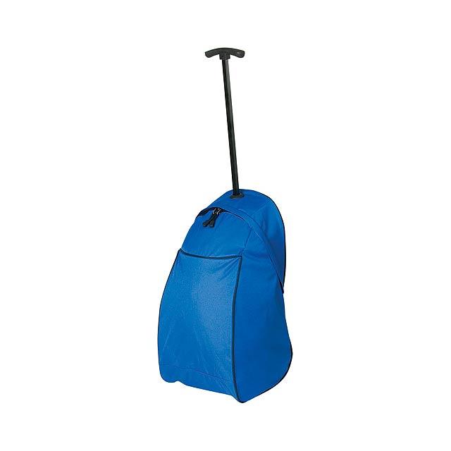 Maranz taška na kolečkách - modrá