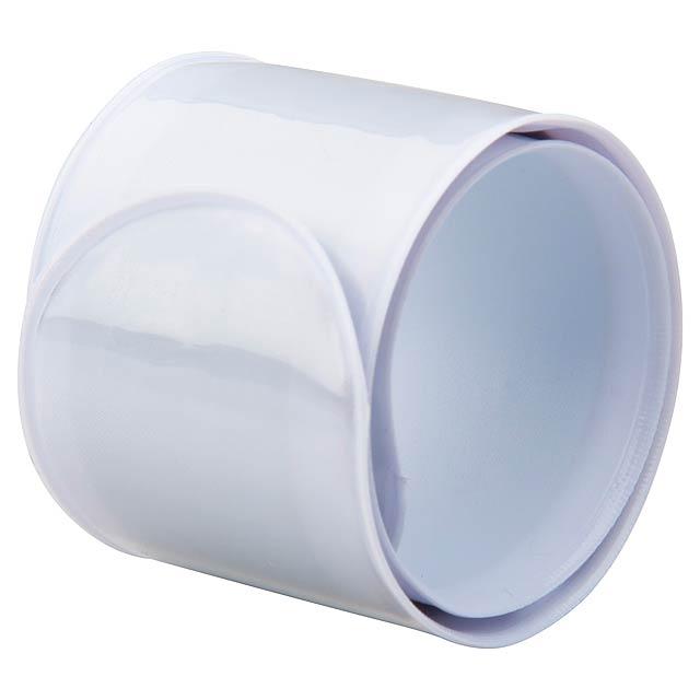 Reflective reflexní páska - bílá