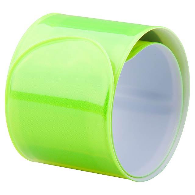 Reflective reflexní páska - žlutá