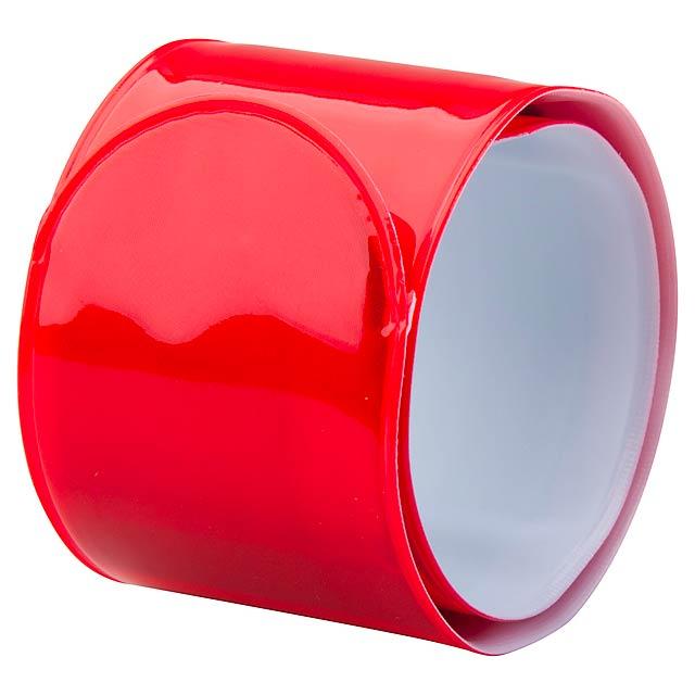 Reflective reflexní páska - červená