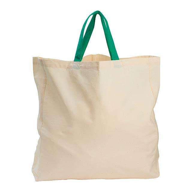 Aloe nákupní taška - 140 g - modrá