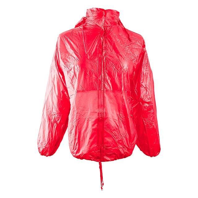 Hips pláštěnka - červená
