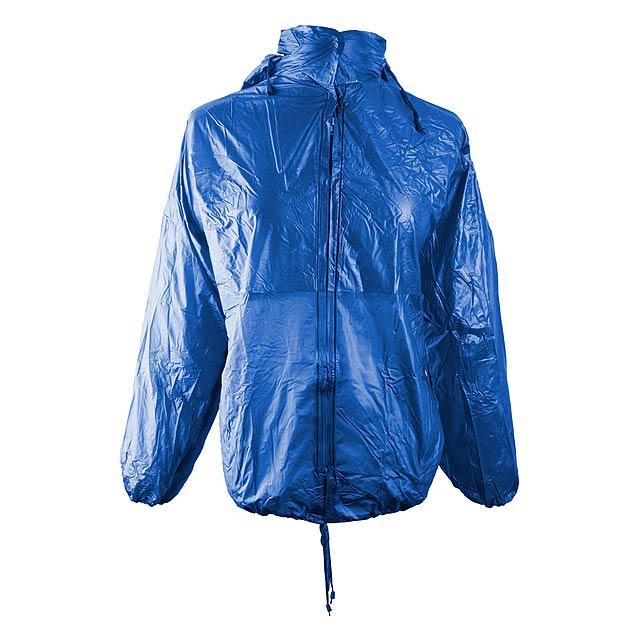 Hips pláštěnka - modrá
