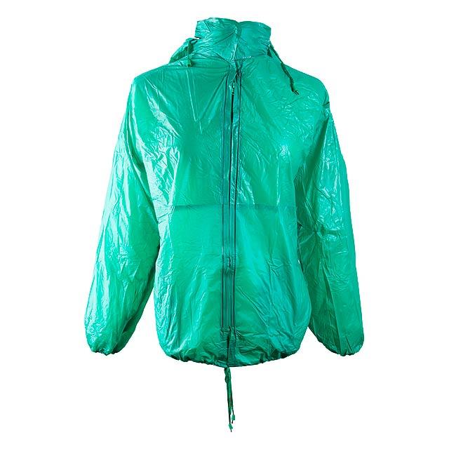 Hips pláštěnka - zelená