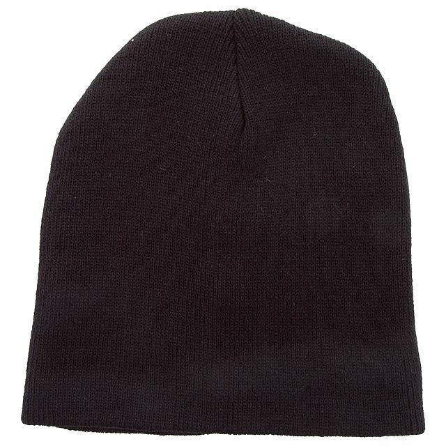 Jive zimní čepice - černá