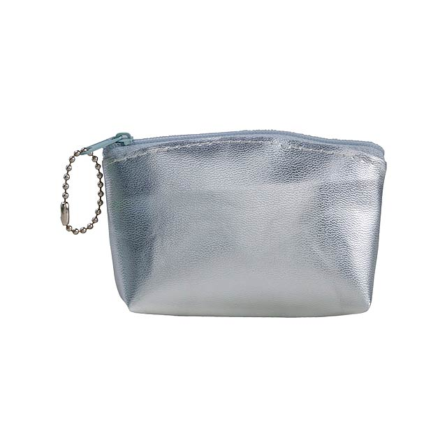 Betty kosmetická taška - stříbrná