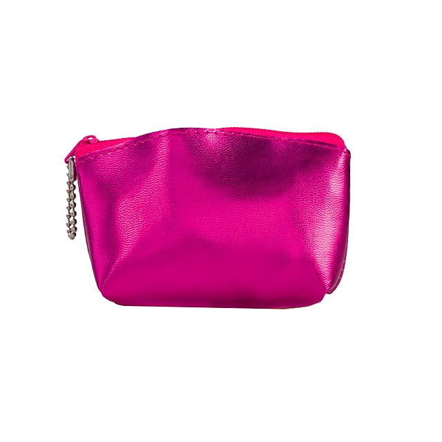Cosmetic bag - fuchsia