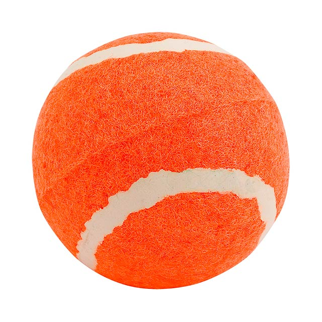 Niki míček pro psy - oranžová