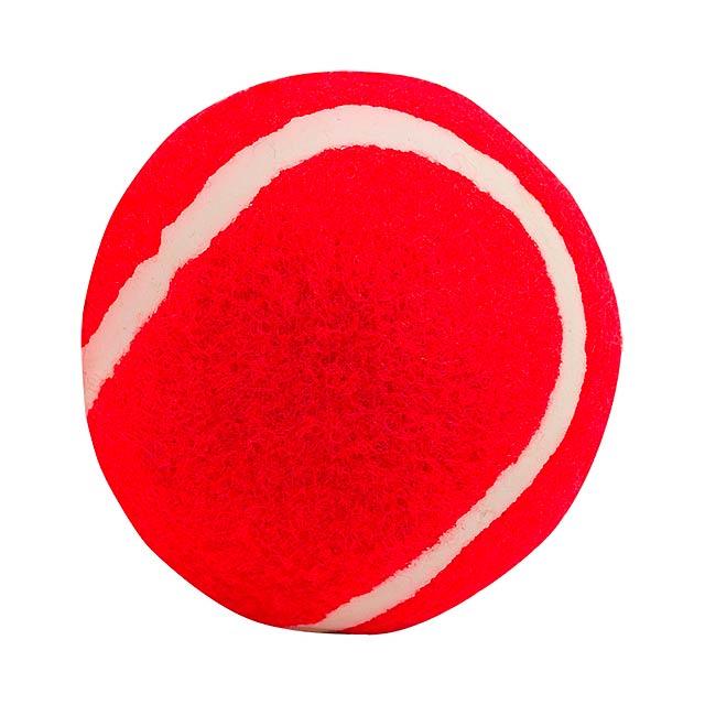 Niki míček pro psy - červená