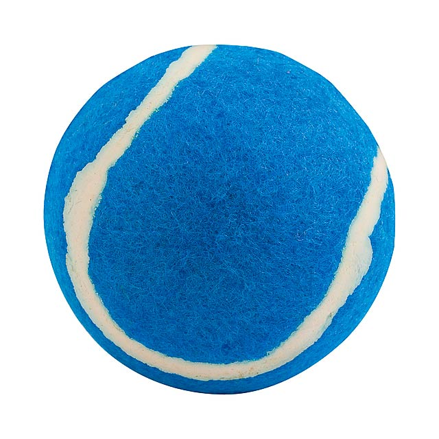 Ball for dogs - blue