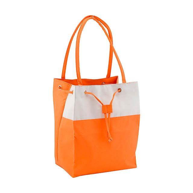 Drago plážová taška - oranžová