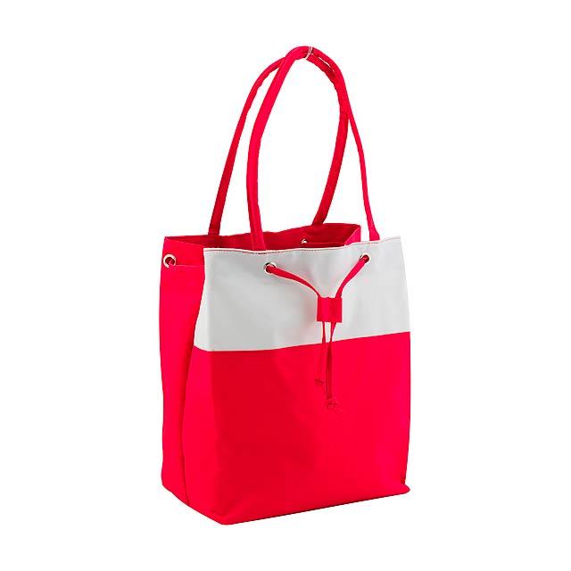 Drago plážová taška - červená