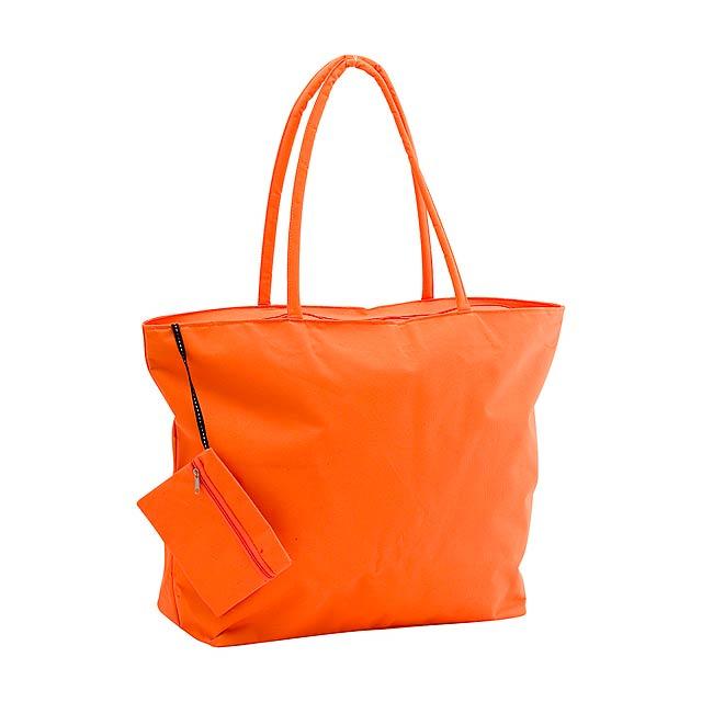 Maxize plážová taška - oranžová