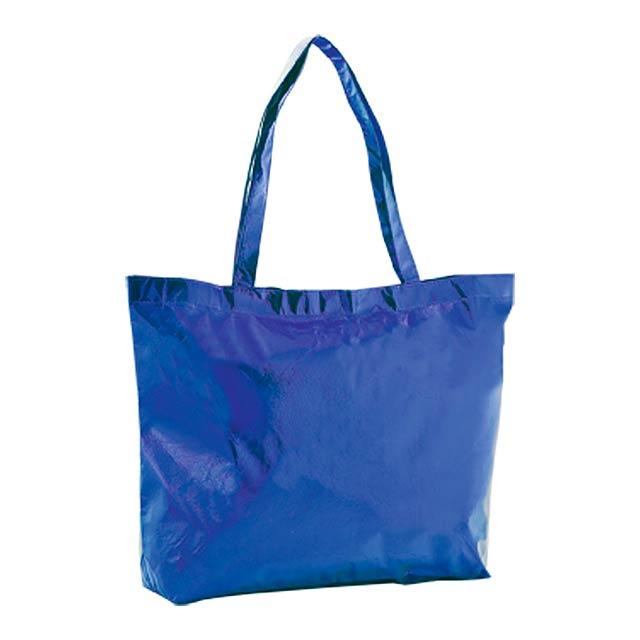 Splentor plážová taška - modrá