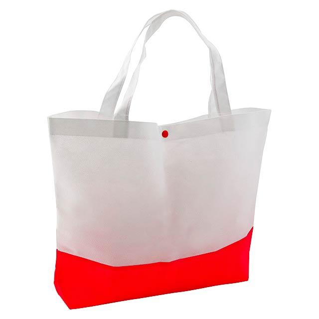 Bagster plážová taška - červená
