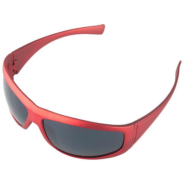 Coco sluneční brýle, uv 400 - červená