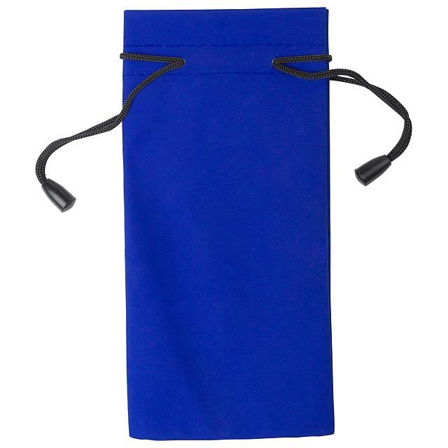 Pouch - blue