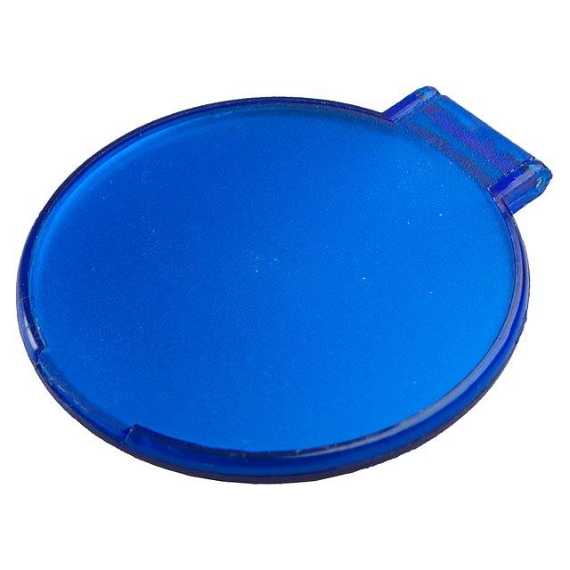 Thiny zrcátko - modrá
