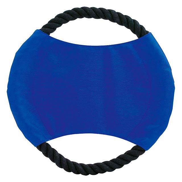 Flybit frisbee pro psy - modrá