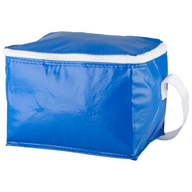 Coolcan chladící taška - modrá