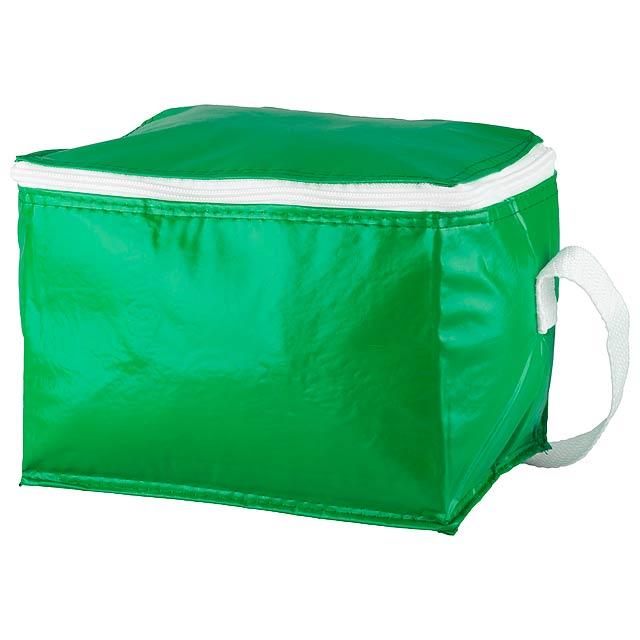 Coolcan chladící taška - zelená