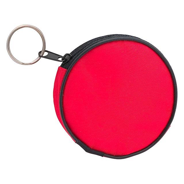 Tazo peněženka - červená