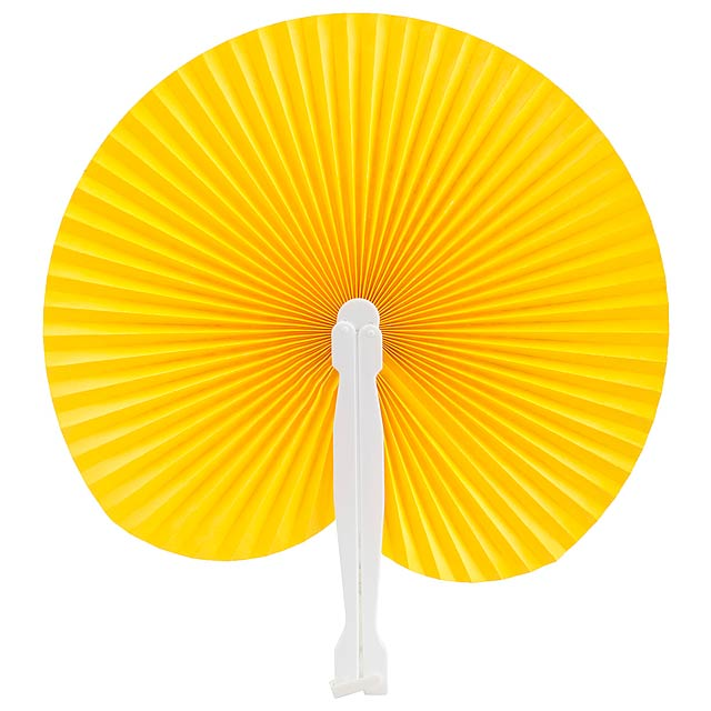 Fan - yellow