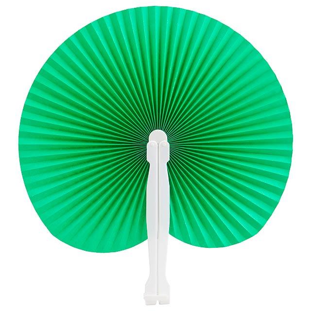 Facher - Grün