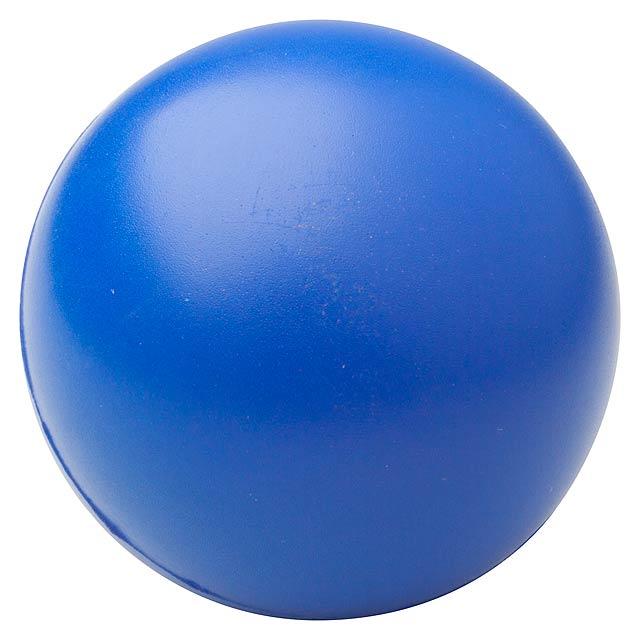 Pelota antistresový míček - modrá