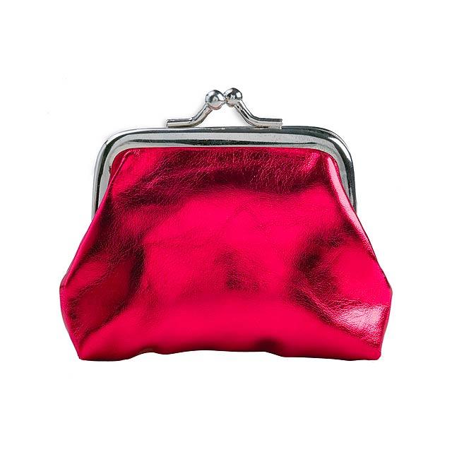 Liz peněženka - červená