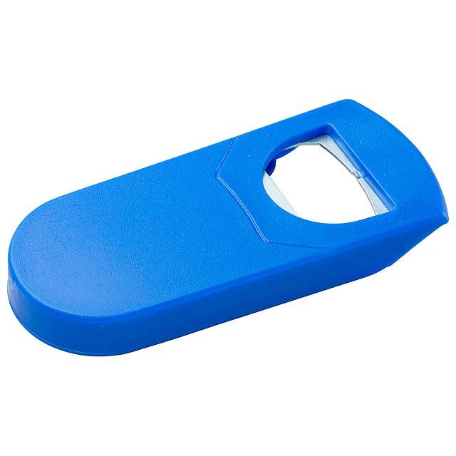 Kyo otvírák na láhve - modrá