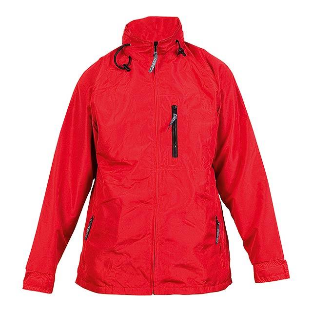Wear wear kabát - červená