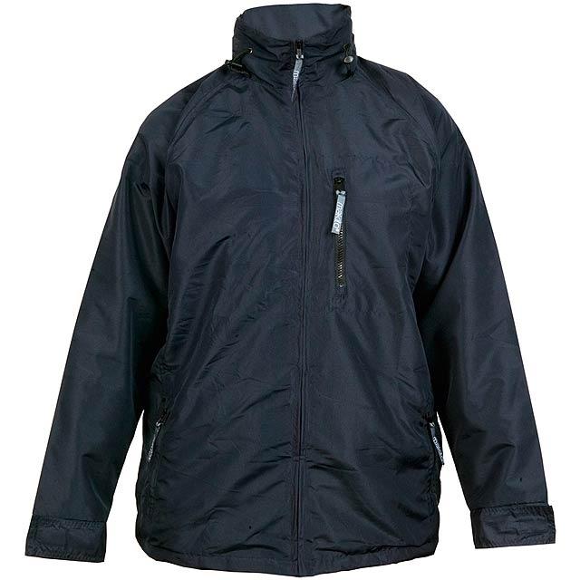 Wear wear kabát - modrá