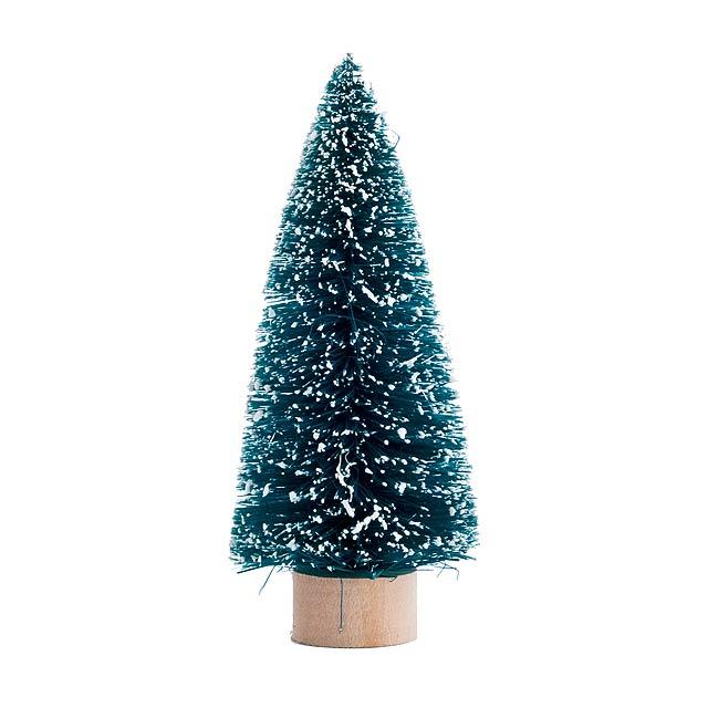 Donner vánoční stromeček - zelená