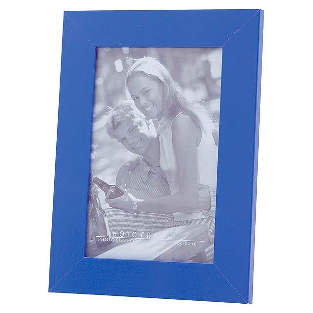Stan fotorámeček - modrá