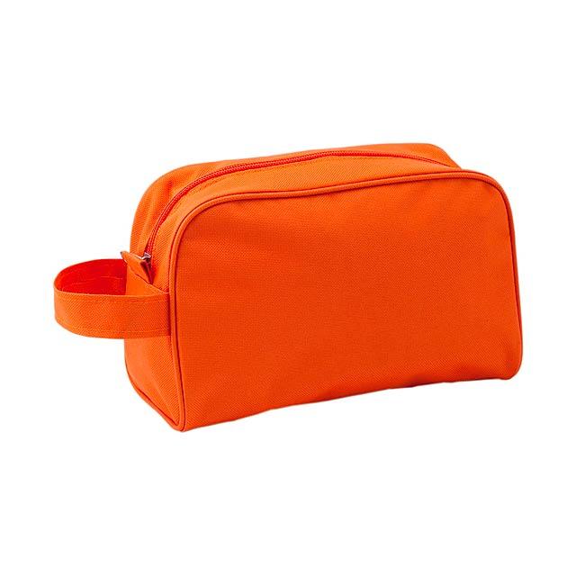 Trevi kosmetická taštička - oranžová