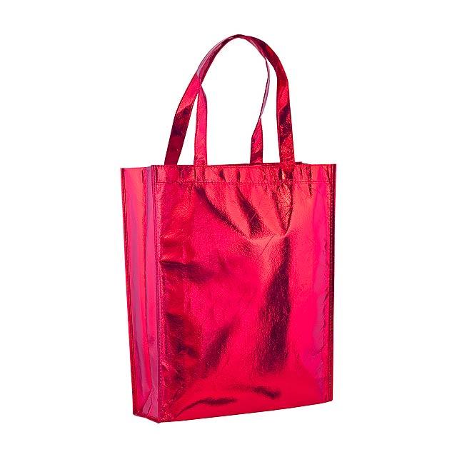 Ides taška - červená