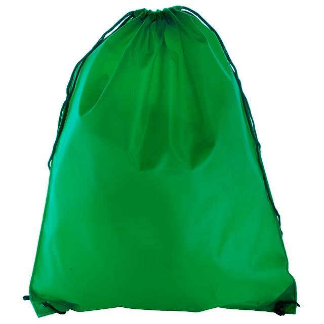 Spook vak se stahováním šnůrkou - zelená