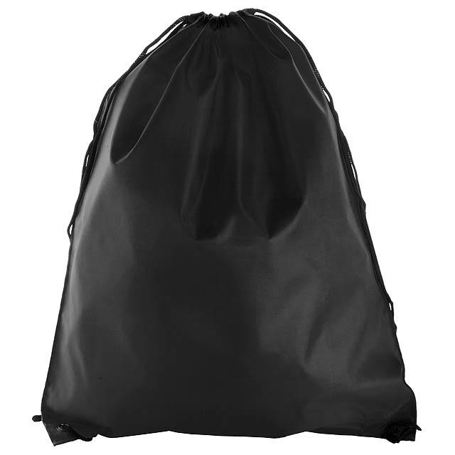 Spook vak se stahováním šnůrkou - černá