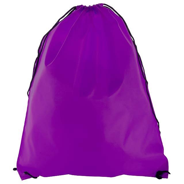 Spook vak se stahováním šnůrkou - fialová