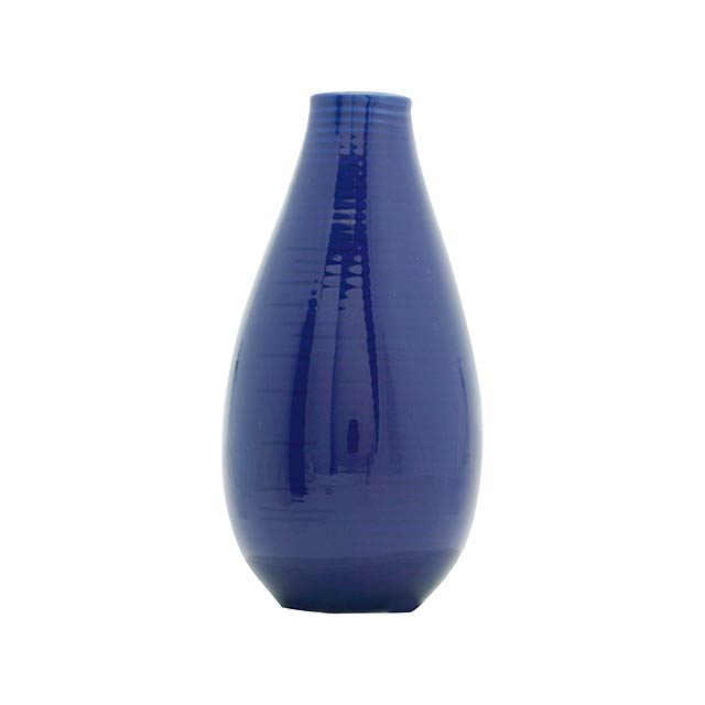 Celane váza - modrá