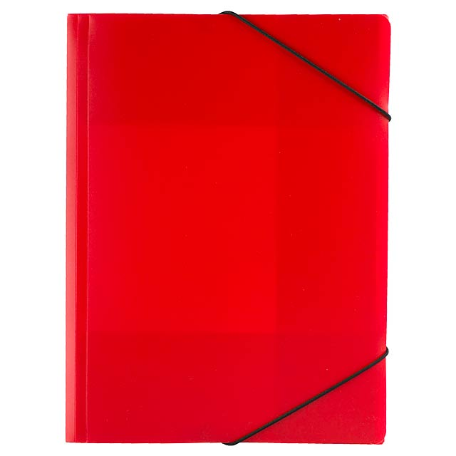 Alpin PP sloha na dokumenty - červená